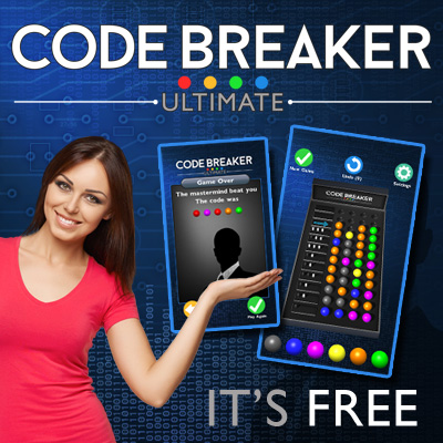 Codebreaker Ultimate - game app android