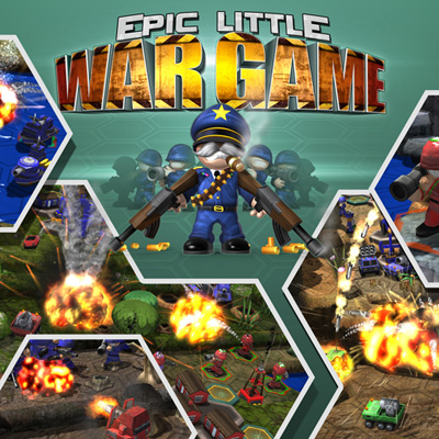 Epic Little War Game - Coming Soon
