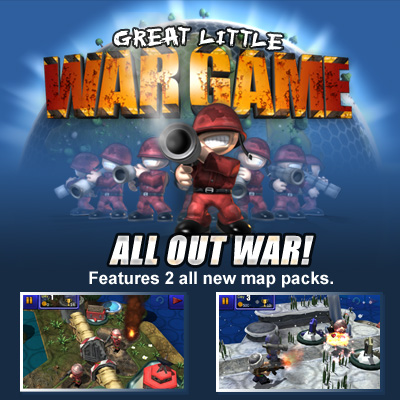 Great Little War Game - All Out War - for Android