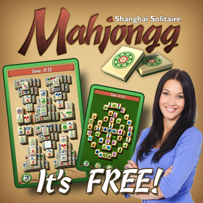 Mahjonng Shangahi Solitaire - game app for ipad, iphone, android