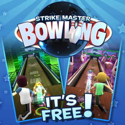 Strike Master Bowling - for iOS and Android