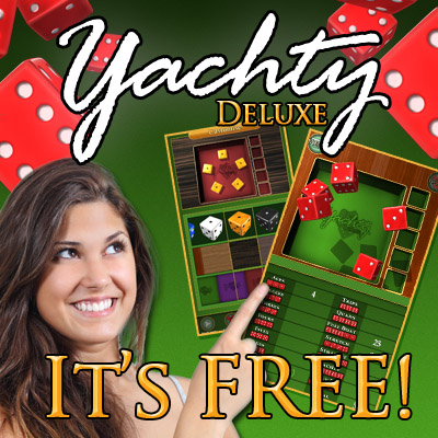 Yachty Deluxe - game app for ipad, iphone, android, PC